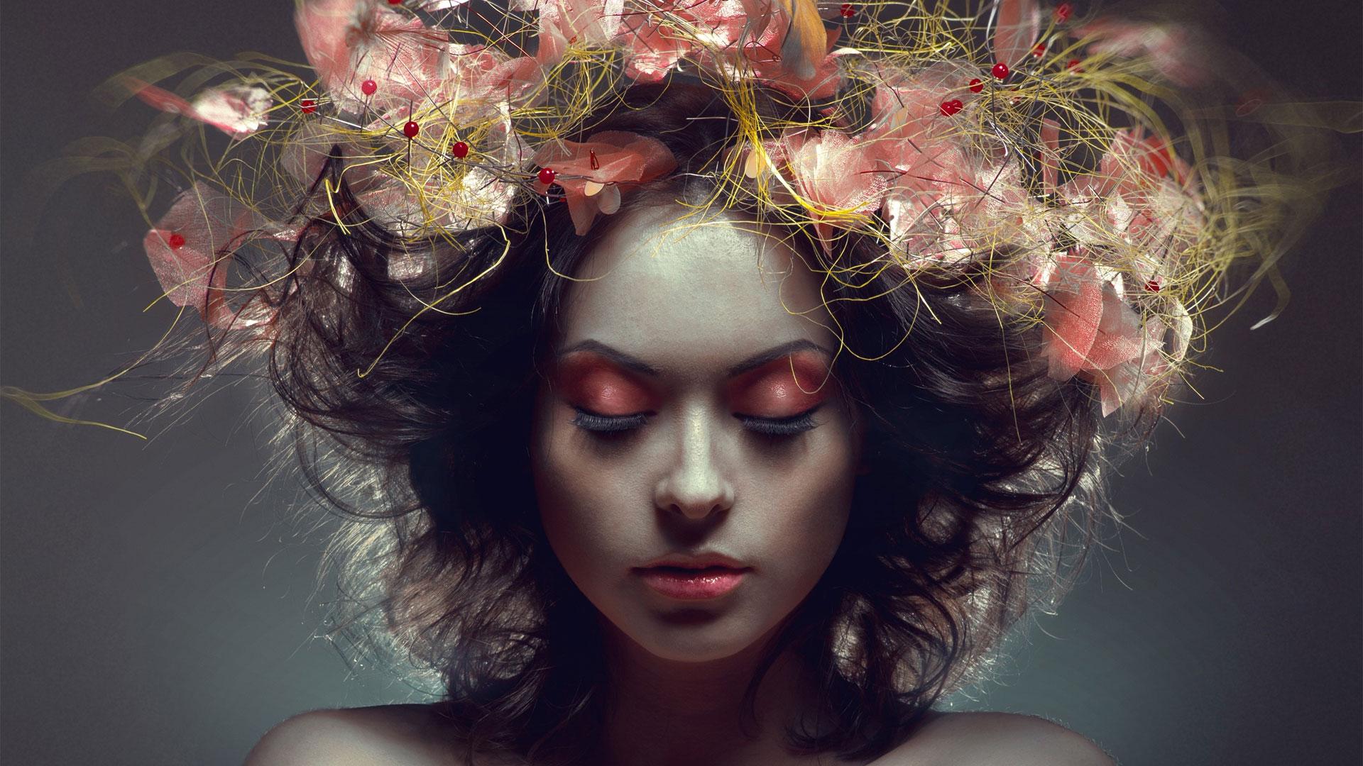 Креативное профессиональное фото девушек и смотри мировых авторов 11